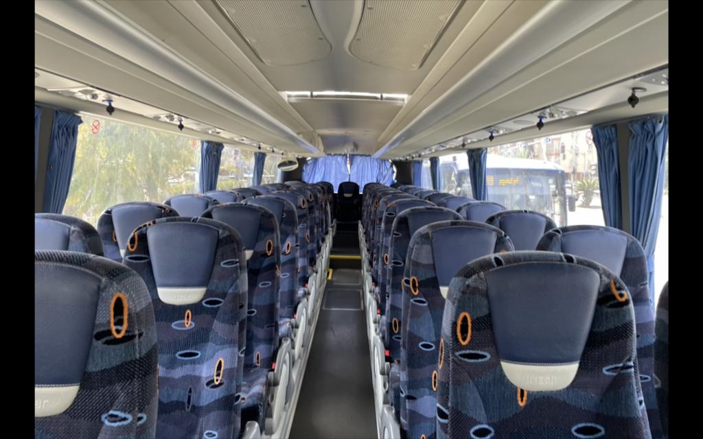 השכרת אוטובוס בשרון